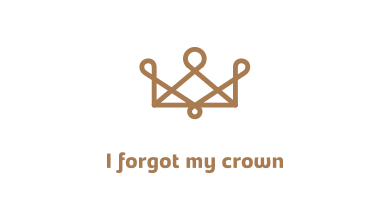 I Forgot My Crown